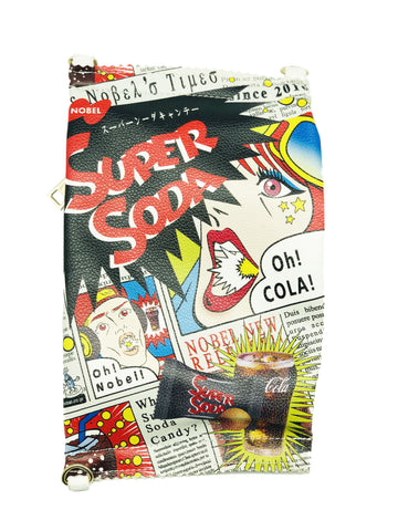 Super Soda! Oh Cola! Handbag - Bewaltz