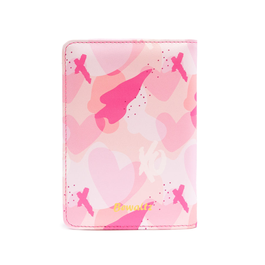 Passport Holder - Heart You - Bewaltz