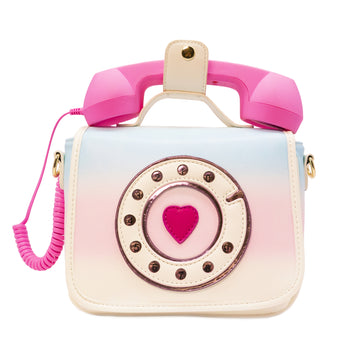 Ring Ring Phone Convertible Handbag - Bewaltz