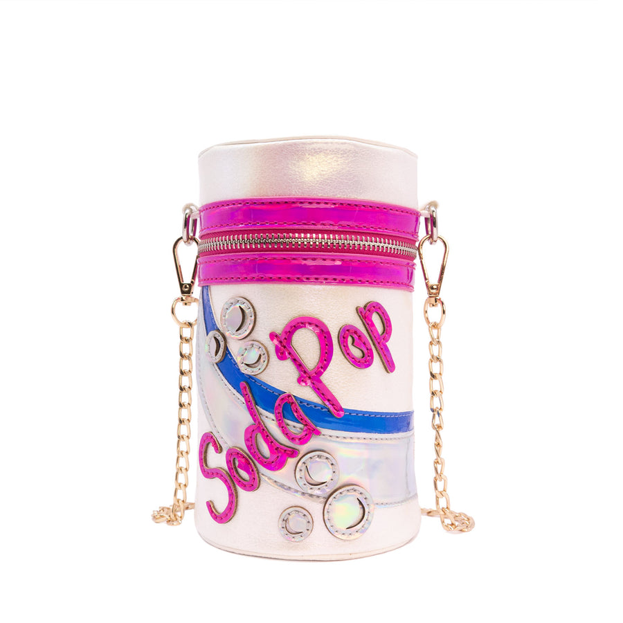 Fizzy Bubble Soda Can Handbag - Bewaltz