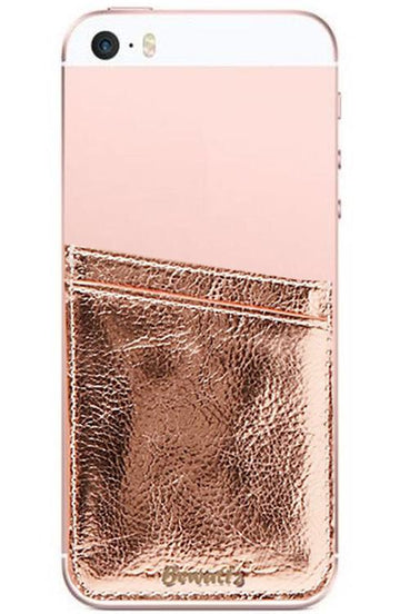 Phone Pocket Rose Gold - Bewaltz
