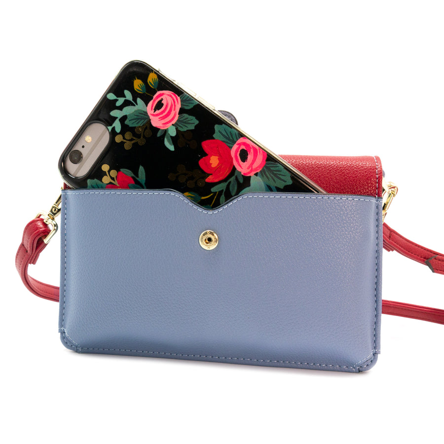 Bella Crossbody Phone Wallets - Bewaltz