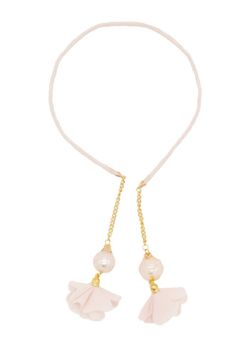 Earring Headband - Light Pink