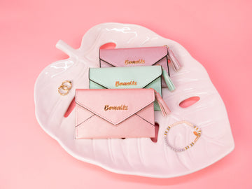 Charlotte Pastel Card Holders - Bewaltz