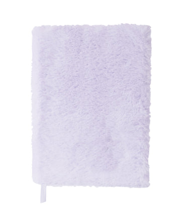 Furry Notebook - Purple - Bewaltz