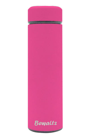 STAINLESS STEEL TUMBLER PINK