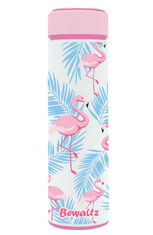 STAINLESS STEEL TUMBLER FLAMINGO