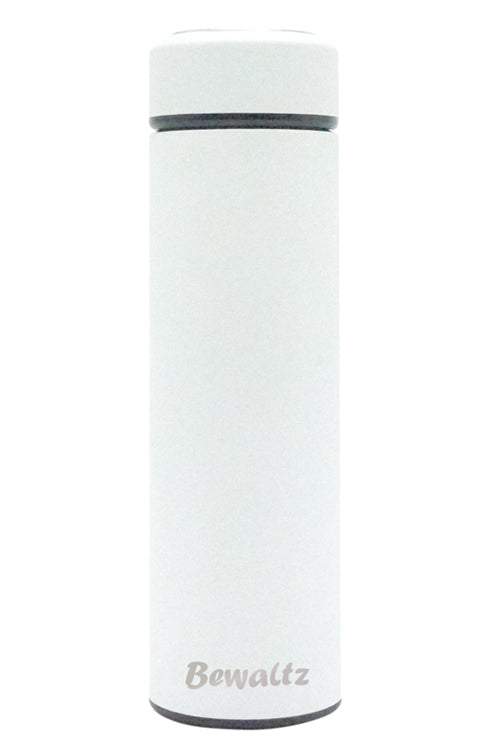 STAINLESS STEEL TUMBLER WHITE