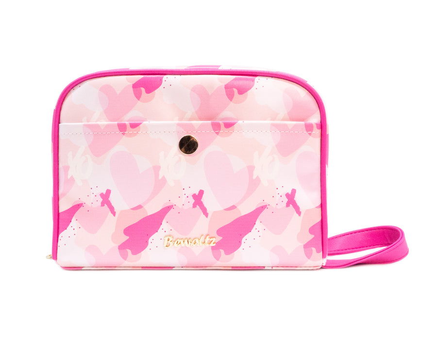 Toiletry Bag - Heart You - Bewaltz