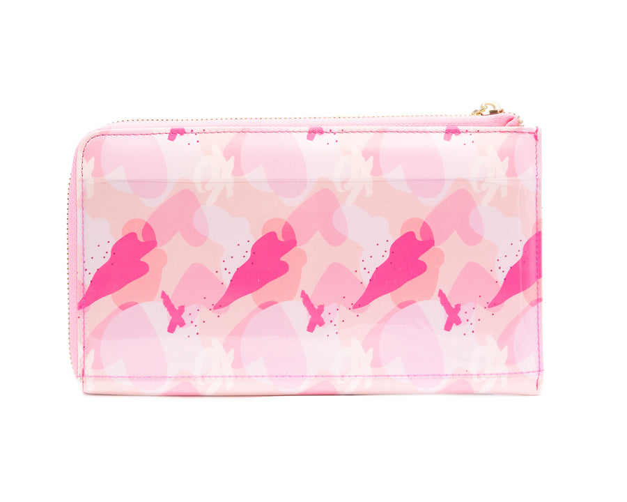 Travel Wristlet - Heart You - Bewaltz