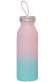 Stainless Steel Milk Bottle - Pink