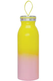 Stainless Steel Milk Bottle - Yellow