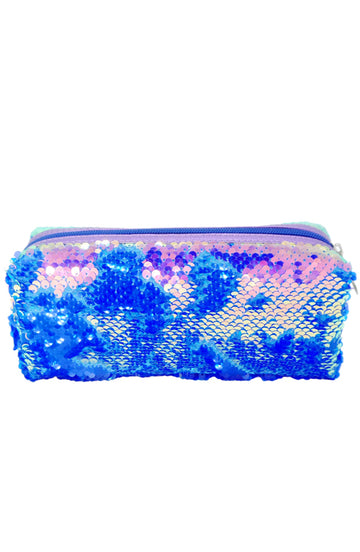 Sequin Pencil Pouch - Bewaltz