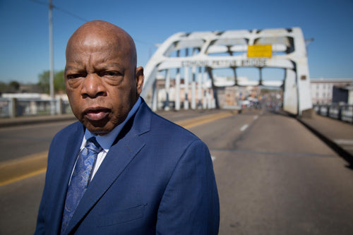 PETITION: Rename The Edmund Pettus Bridge After Representative John Lewis