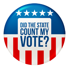 Did the State Count My Vote?