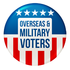 Overseas and Military Voter Information