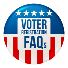 Voter Registration FAQs