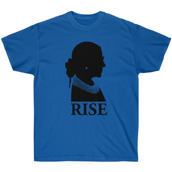 RISE Ruth Bader Ginsburg - Shirt from Balance of Power