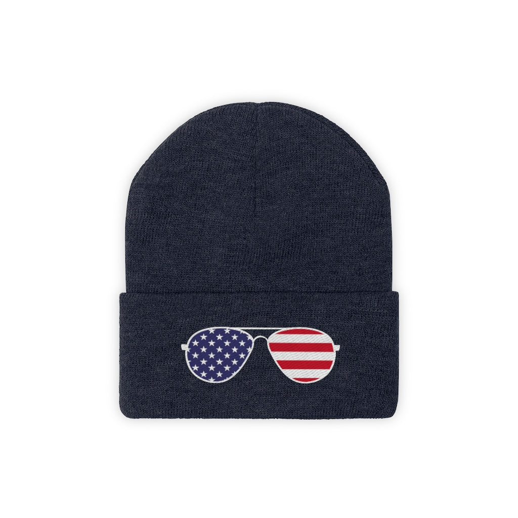 Cool Democrat - Knit Beanie