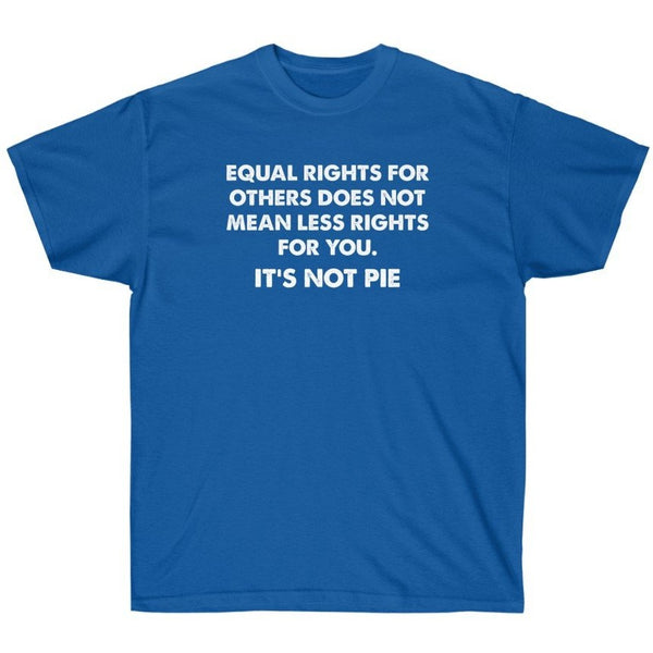 Equal Rights for All - Shirt from Balance of Power