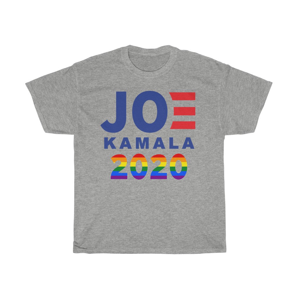 Joe & Kamala LGBTQ+ 2020 Shirt - Balance of Power