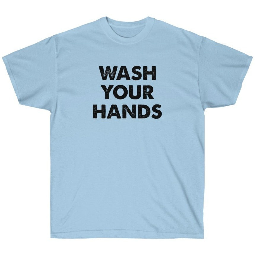 Wash Your Hands - Shirt from Balance of Power