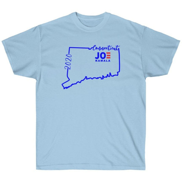Joe & Kamala Win Connecticut - Shirt from Balance of Power