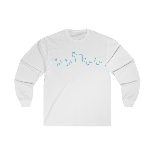 Democrats Have Heart - Long Sleeve Tee