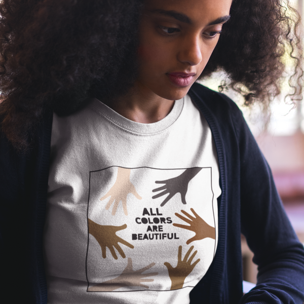 All Colors Are Beautiful - Shirt from Balance of Power