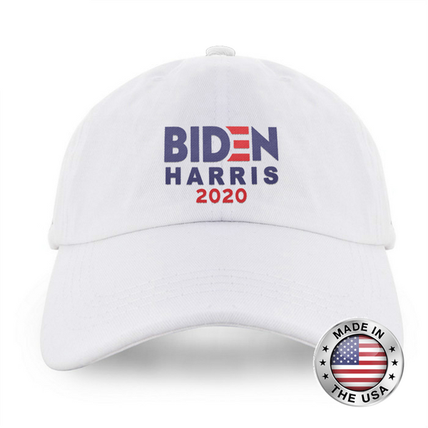 Biden & Harris 2020 Cap - Made in the USA