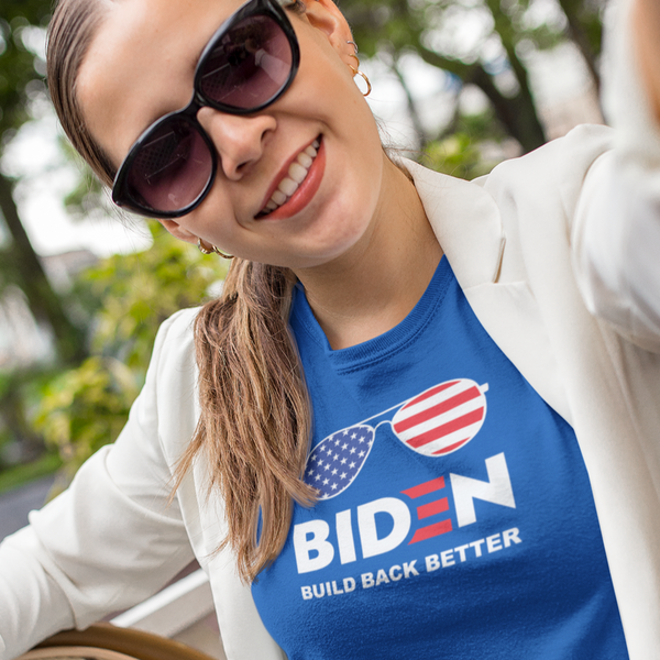Cool Biden Builds Back Better - Shirt