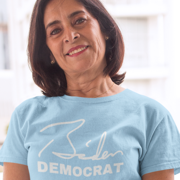 Biden Democrat Signature Collection - Shirt from Balance of Power