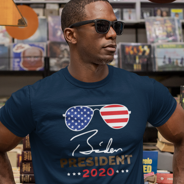 Cool Biden for President People of Color Signature Collection - Shirt from Balance of Power