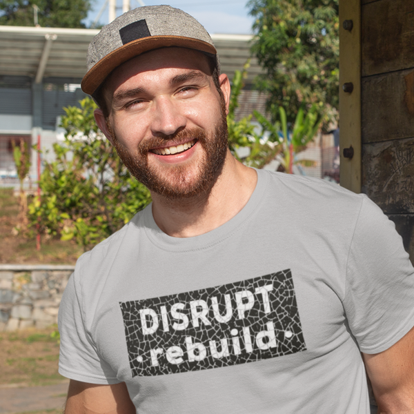 Disrupt Rebuild - Shirt from Balance of Power