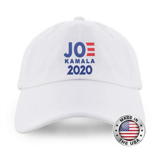Joe & Kamala 2020 Cap - Made in the USA
