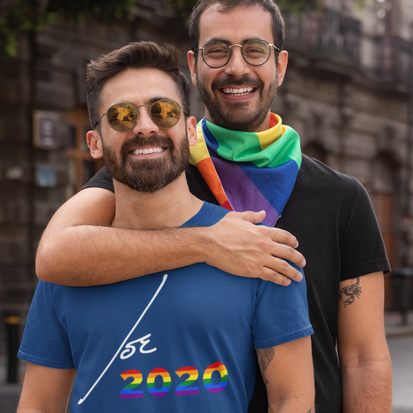 Joe 2020 LGBTQ+ Signature Collection - Shirt from Balance of Power