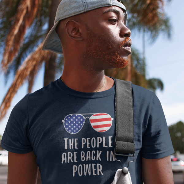 The People Are Back in Power - Shirt