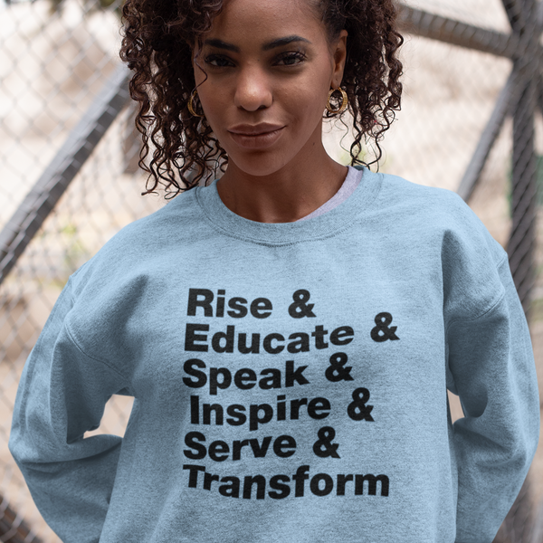 RESIST & - Sweatshirt
