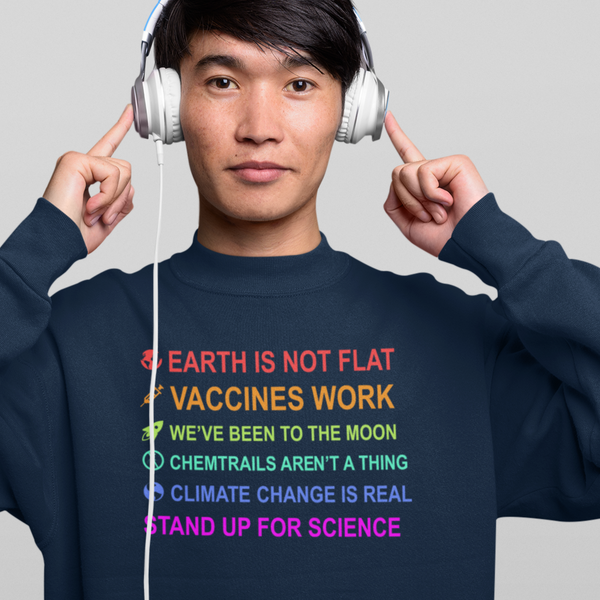 Stand Up For Science - Sweatshirt