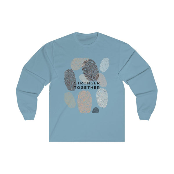 Stronger Together - Long Sleeve Tee