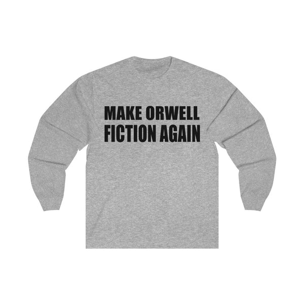 Orwellian - Long Sleeve Tee