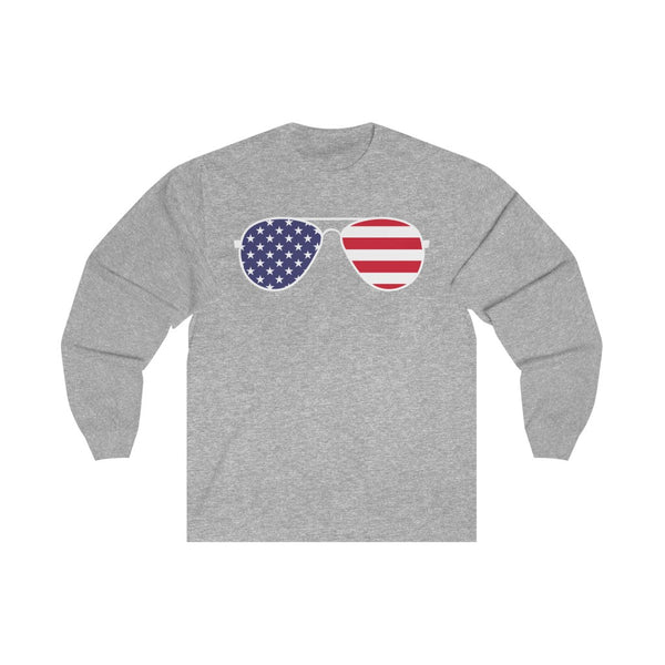 Cool Biden Shades - Long Sleeve Tee