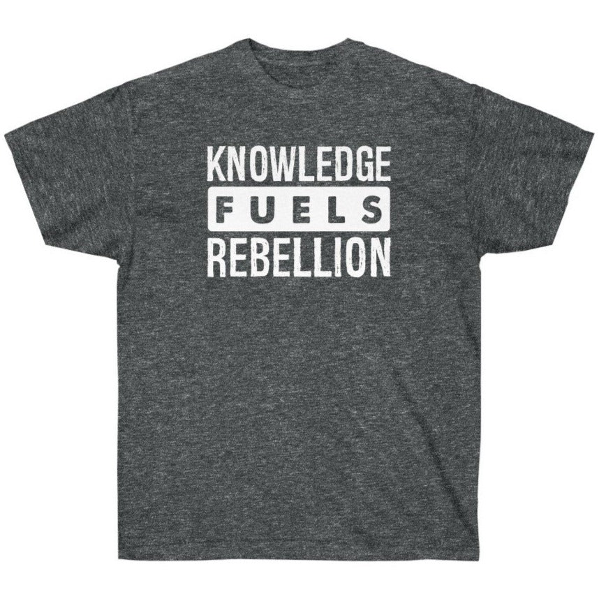 Knowledge Fuels -Rebellion - Shirt from Balance of Power