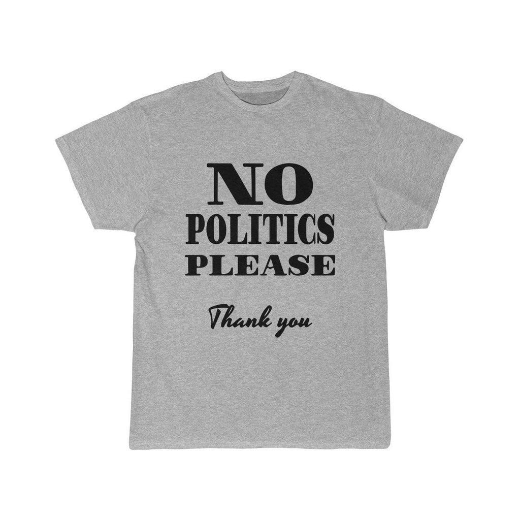 No Politics Please Shirt from Balance of Power