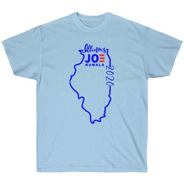 Joe & Kamala Win Illinois - Shirt from Balance of Power