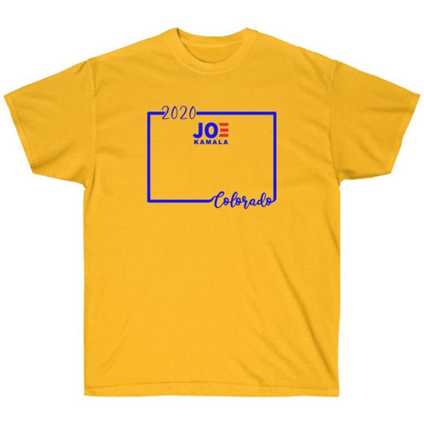 Joe & Kamala Win Colorado - Shirt from Balance of Power