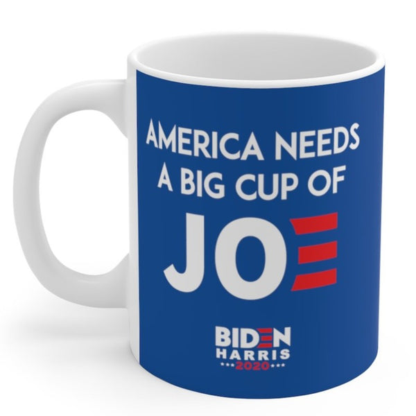 Big Cup of Joe Biden Harris 2020 Mug