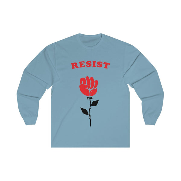 RESIST - Long Sleeve Tee
