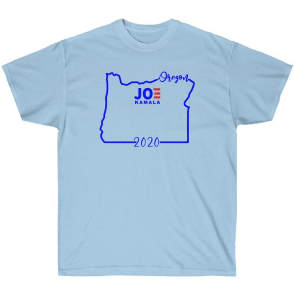 Joe & Kamala Win Oregon - Shirt from Balance of Power