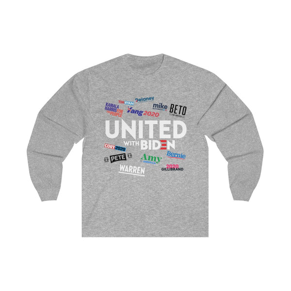 United with Biden - Long Sleeve Tee